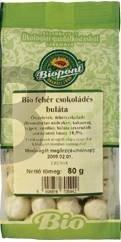 Biopont bio buláta fehércsokoládés (80 g) ML002406-34-8