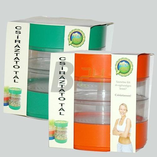 Csiráztatótál /müanyag 4 részes/ (1 db) ML003245-32-9