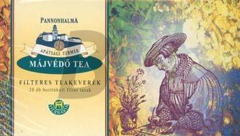 Pannonhalma májvédö tea filteres (20 filter) ML004320-13-4