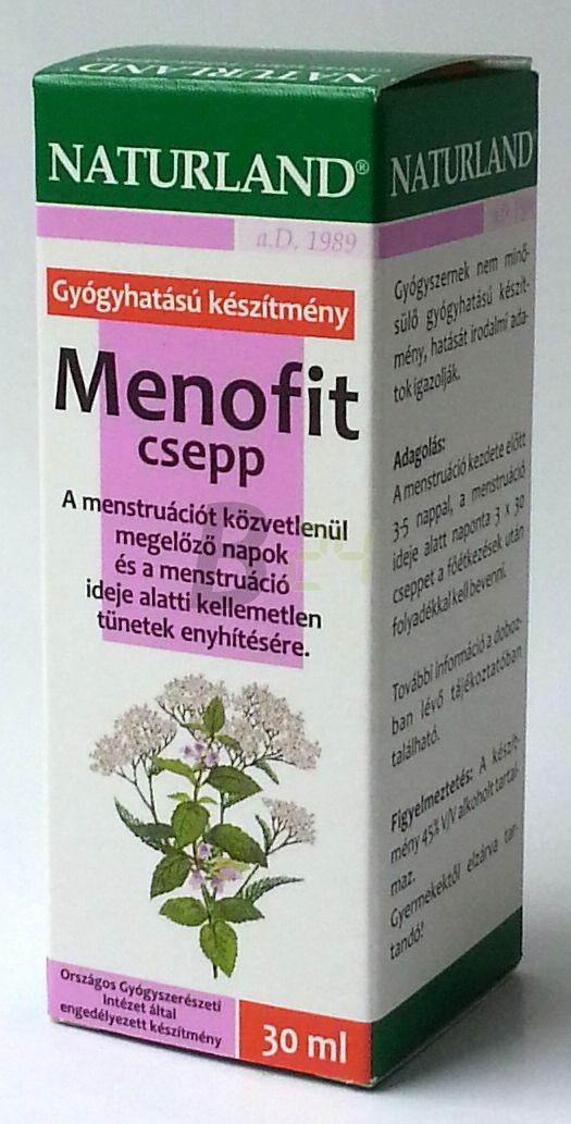 Menofit csepp 30 ml (30 ml) ML010729-33-2