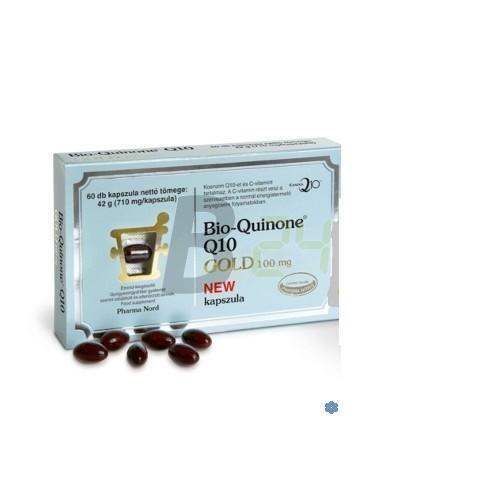 * bio-quinone q10 gold kapszula 30 db új (30 db) ML038849-110-1