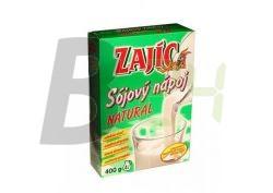 Zajic szója italpor natúr (400 g) ML039391-6-3