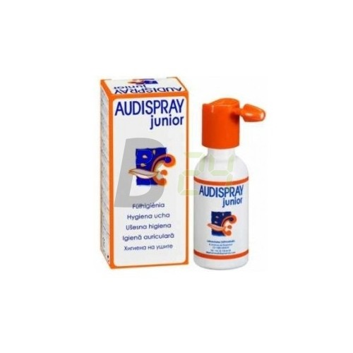 Audi spray junior tengervizes fülzsirol. (25 ml) ML039970-32-4