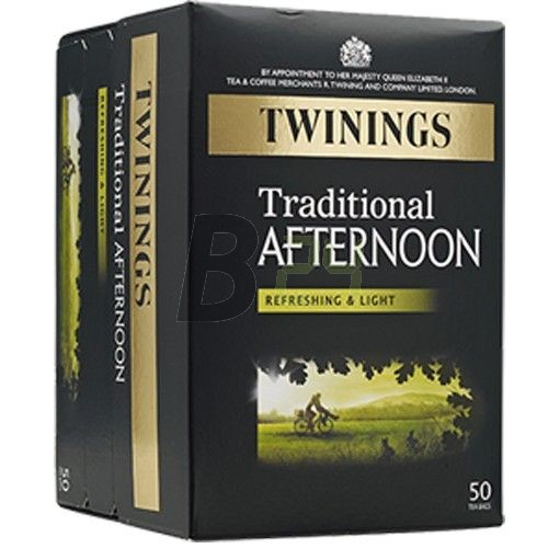 Twinings tradicional afternoon tea 50 db (50 filter) ML048058-36-5