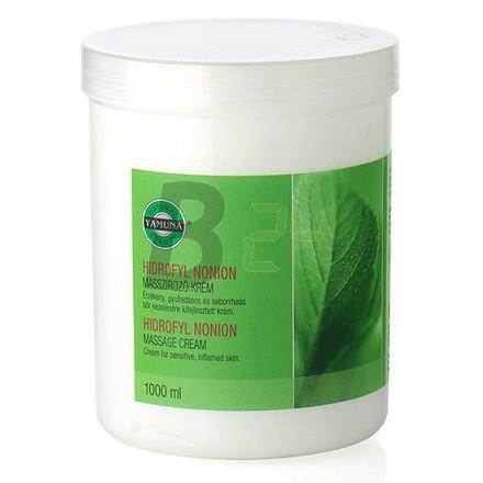 Yamuna masszírozó krém hydrofyl nonion (1000 ml) ML057743-30-5