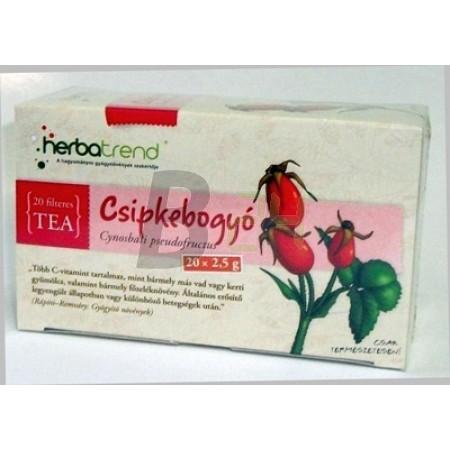 Herbatrend csipkebogyó filteres tea (20 filter) ML059459-13-7