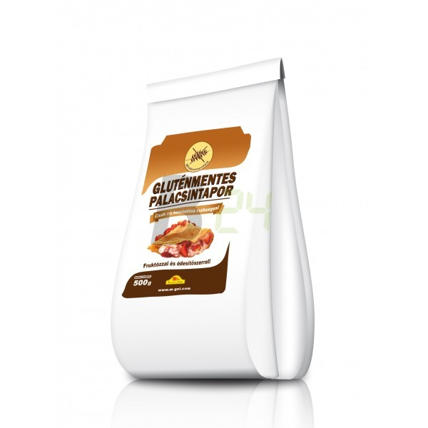 M-gel gluténmentes palacsintapor (500 g) ML062845-36-3