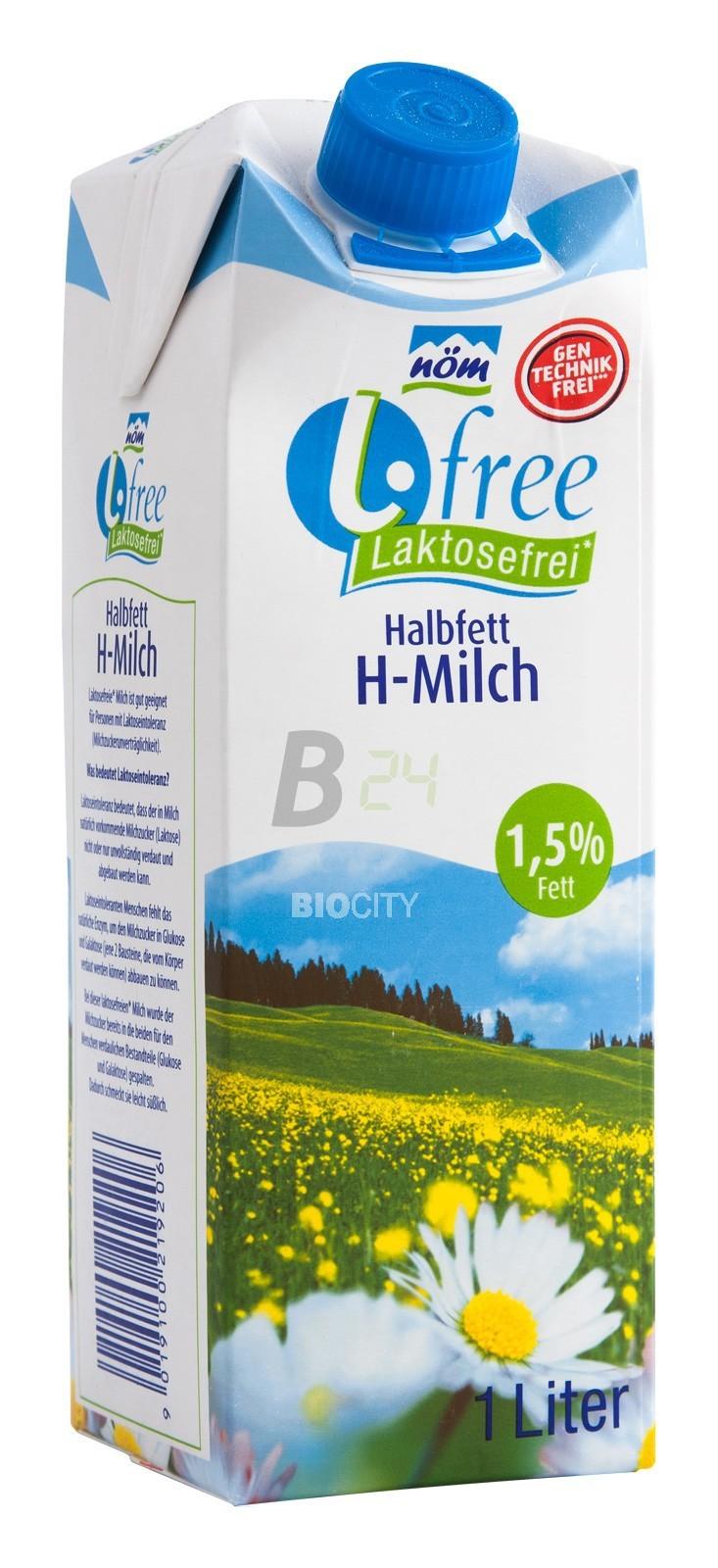 Nöm laktózmentes sovány tej 1.5 % (1000 ml) ML064388-6-6