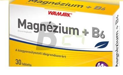 Walmark magnézium+b6 tabletta 30 db (30 db) ML066074-33-9