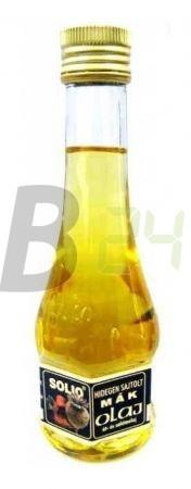 Solio hidegen sajtolt mákolaj 200 ml (200 ml) ML066932-7-5