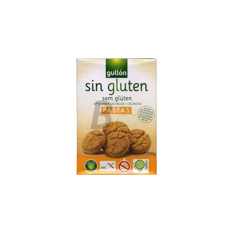 Gullón gluténmentes keksz pastas (200 g) ML068247-27-5