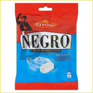 Győri negro cukor mentol 159 g. (159 g) ML070811-28-8
