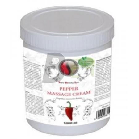 Sbs masszázskrém paprikás 1000 ml (1000 ml) ML071779-30-6