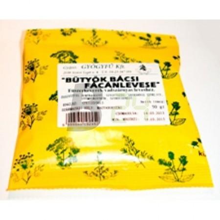 Gyógyfű bütyök bácsi fácánlevese (50 g) ML072982-26-4