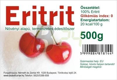 Eritrit természetes édesítőszer 500 g (500 g) ML075987-17-12