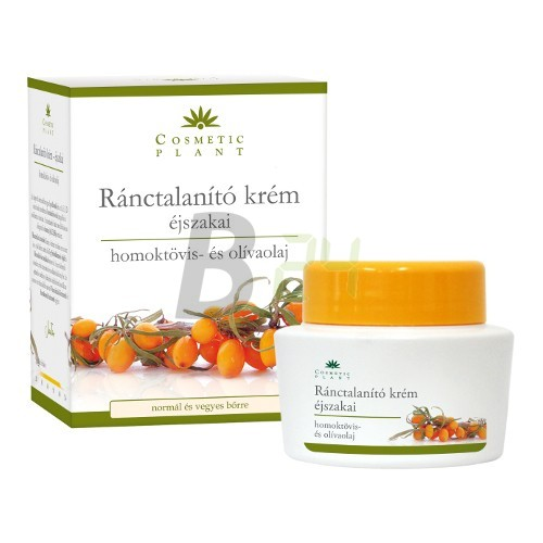 Cosmetic p. éjszakai ránct. krém homokt. (50 ml) ML078903-29-3