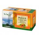 Dr.tea papaya+zöld tea 20 filter (20 filter) ML001491-14-10