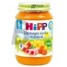Hipp 6210 zöldséges sonka tésztával (190 g) ML005674-10-2