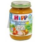 Hipp 6250 rizses zöldségkrém csirkével (190 g) ML020408-10-2
