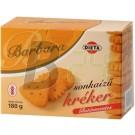 Barbara gluténmentes kréker sajtos (180 g) ML036724-27-6