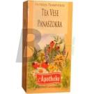Apotheke vese panaszokra tea (20 filter) ML036835-38-6