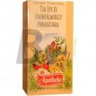 Apotheke epe és hasnyálmirigy pan. tea (20 filter) ML036848-38-6