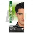Hennaplus férfi hajfesték fekete (1 db) ML040105-22-1