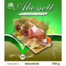 Abonett extr. kenyér rozsos 100 g (100 g) ML050783-109-1