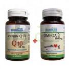 Nutrilab koenzim q10+omega-3 kapszula (90 db) ML055601-32-5