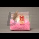 Kingglas fürdökavics rózsa 500 g (500 g) ML060278-25-4