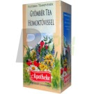 Apotheke gyömbér-homoktövis tea (20 filter) ML063435-38-6