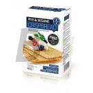 Crispbread lapkenyér rozsos-szezámmagos (180 g) ML072250-109-1