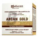 Argan gold hidratáló nappali krém (50 ml) ML072302-28-8