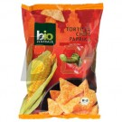 Bio zentrale tortilla chips paprikás (125 g) ML076157-27-4