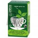 Clipper bio zöldtea borítékolt 25 db (25 filter) ML078220-12-1